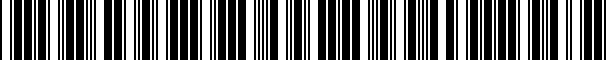 Barcode for 1K1713203AQXPR