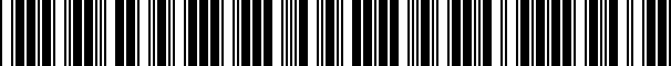Barcode for 1K1713203ARXPR