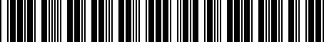 Barcode for 5G0071905H
