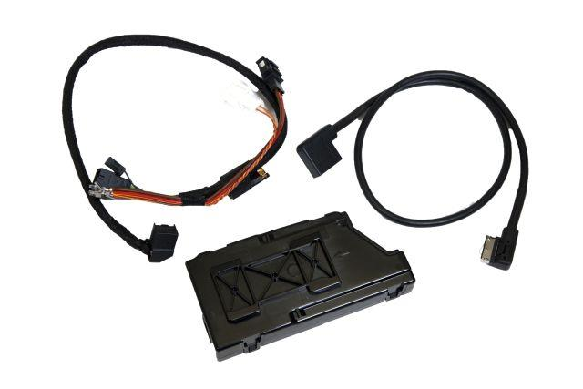 Diagram Media Digital Interface (MDI) Retrofit Kit (5N0057342B) for your 2004 Volkswagen GTI