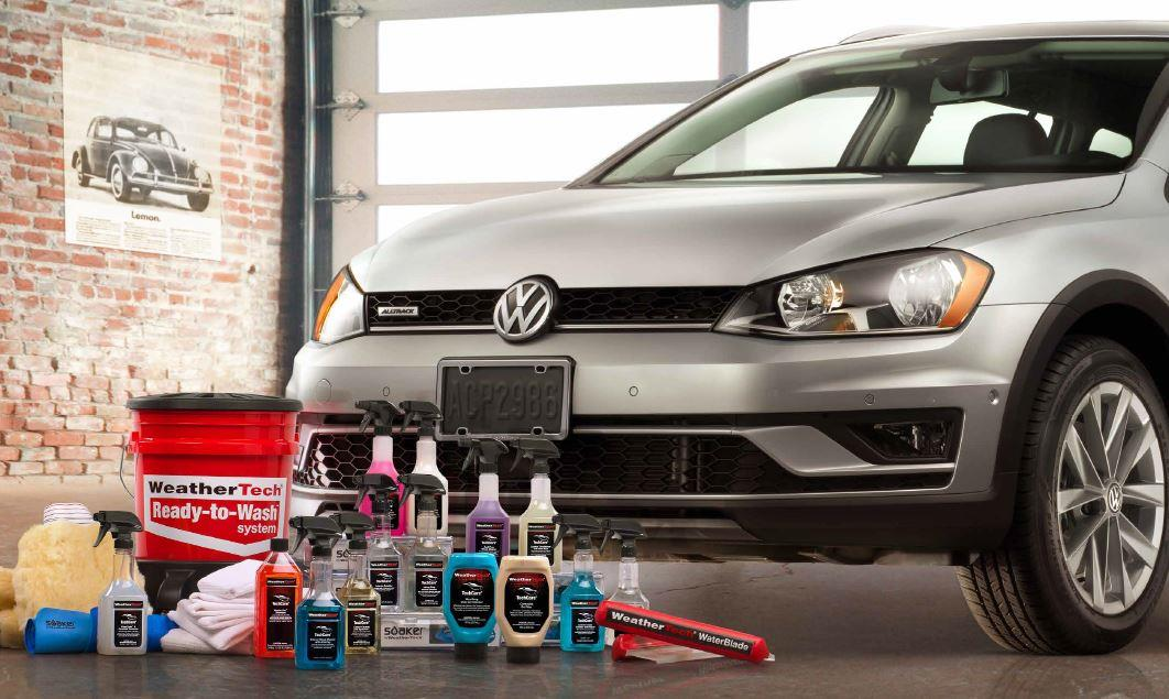 Diagram WeatherTech® TechCare® Launch Package for your 2006 Volkswagen GTI