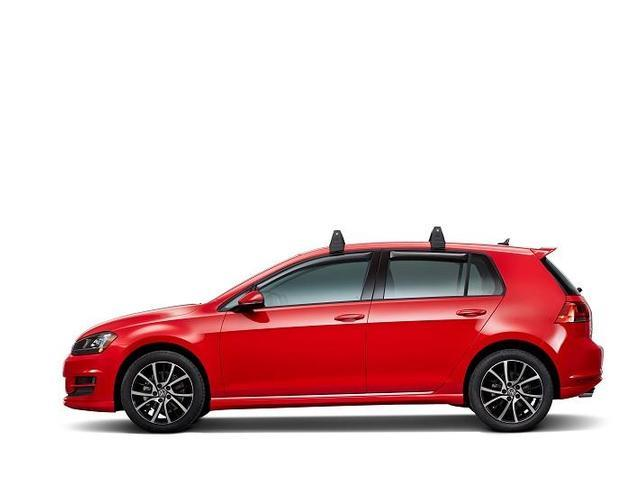 Diagram Base Carrier Bars  (2 door) (5G3071126) for your Volkswagen GTI