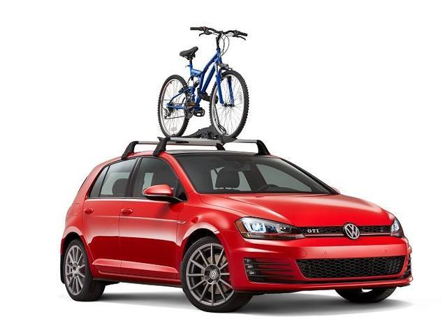 Diagram Base Racks and Bike Holder Attachment - 2dr (NPN071038) for your Volkswagen GTI